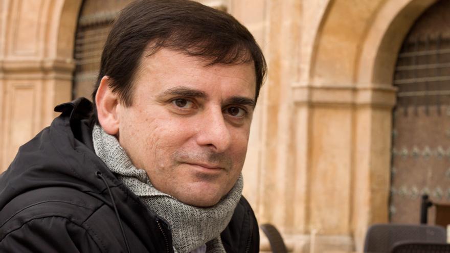 Emilio Ivars, secretario de comunicación del PSRM. E.R.