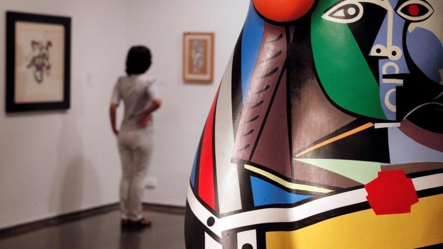 El IVAM abre un diálogo entre el arte social de Léger y del Equipo Crónica