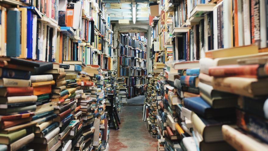 Librería. / Foto: Glen Noble
