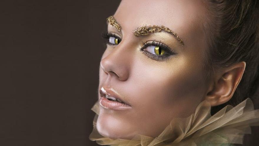 """Maquillajes """"glam"""", morir de éxito en Halloween"""
