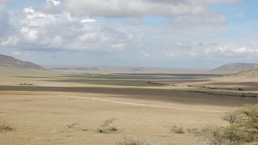 Vista del Serengueti, Tanzania