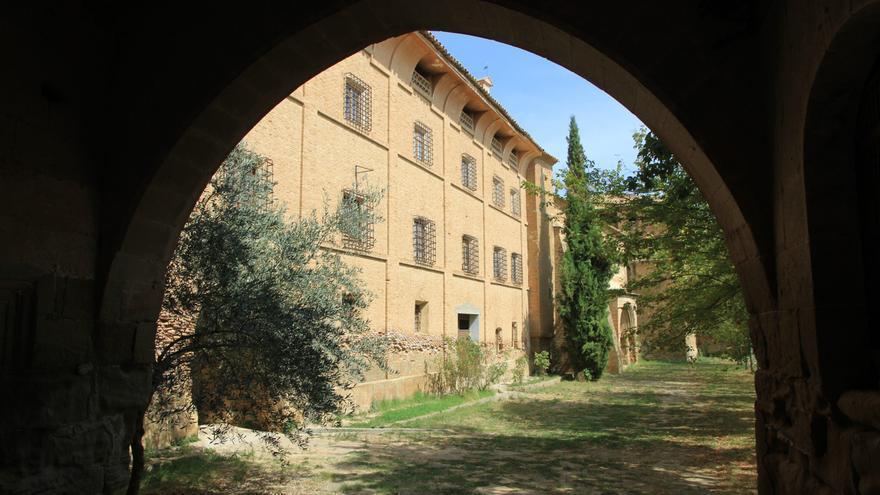 El Monasterio de Casbás acogerá el Museo Matemático de Aragón.