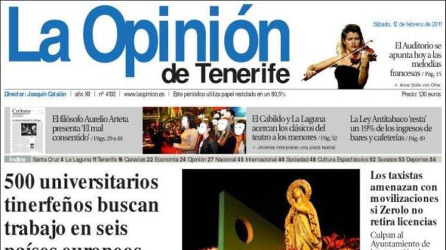 De las portadas del día (12/02/11) #5