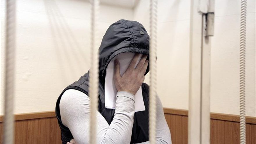 Acusan formalmente a cuatro presuntos implicados en el asesinato del opositor ruso Nemtsov