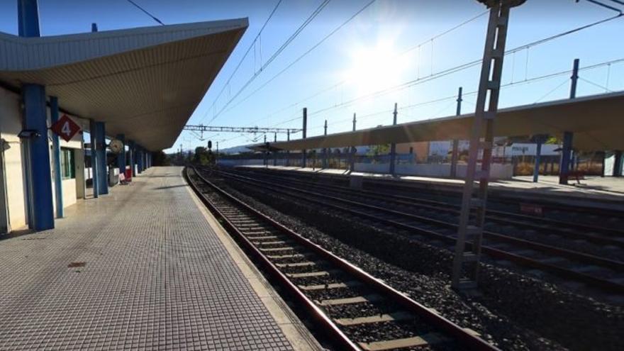 Estación de tren de Moixent