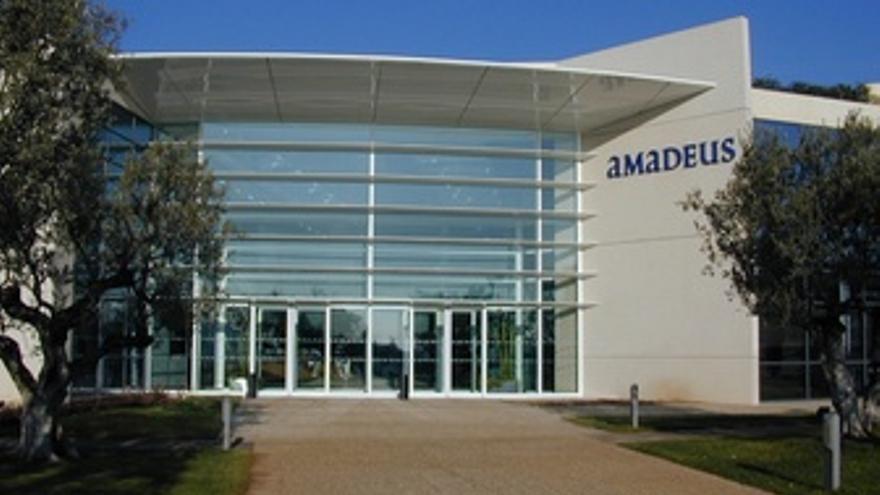 Amadeus Sede En Niza