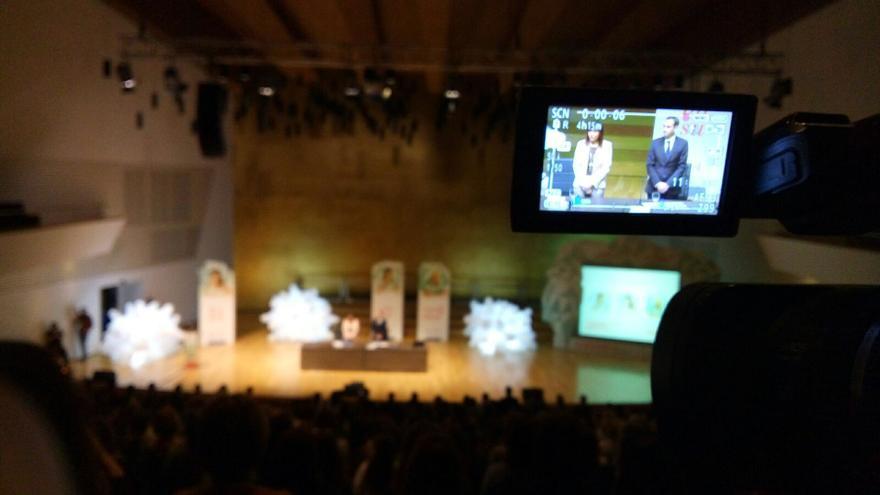 Inauguración del Congreso sobre Violencia de Género en el ADDA de Alicante