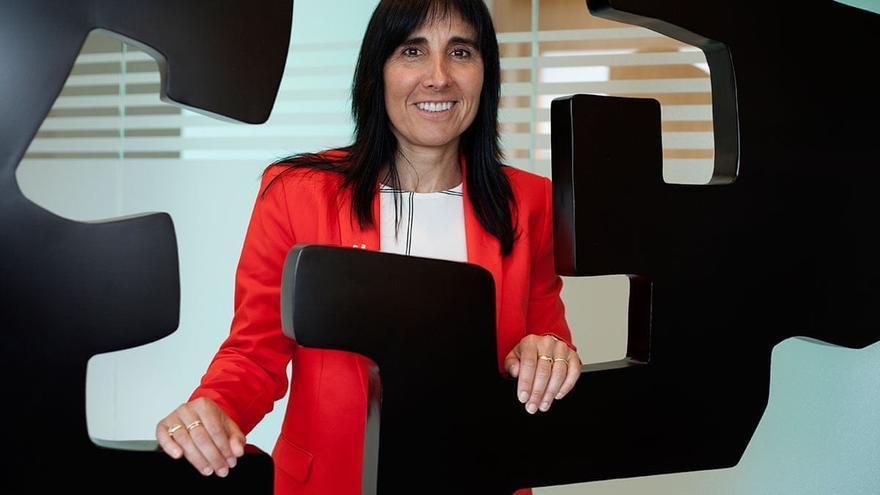 La candidata a rectora de la UPV, Nekane Balluerka.