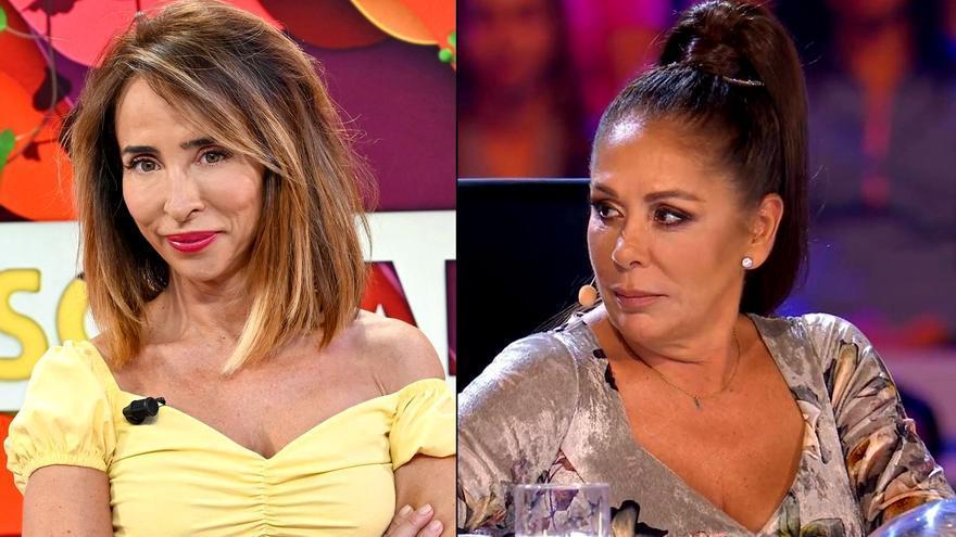 María Patiño / Isabel Pantoja