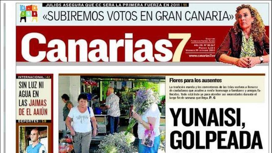 De las portadas del día (29/09/10) #2