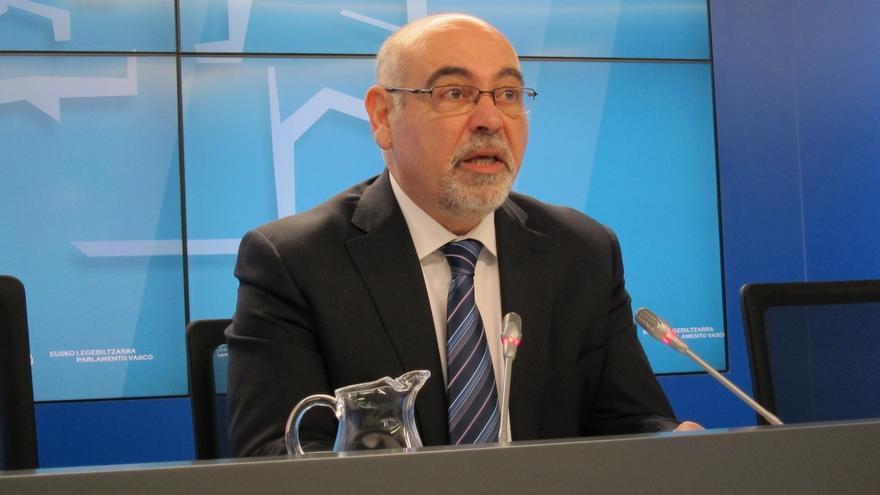 PSE-EE propone ampliar el periodo hábil de la Cámara vasca y auditar los bienes de los parlamentarios