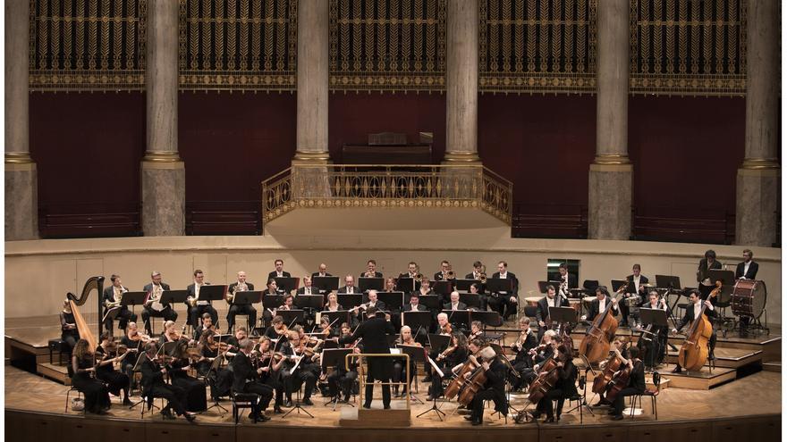 Orquesta de Cámara de Viena.