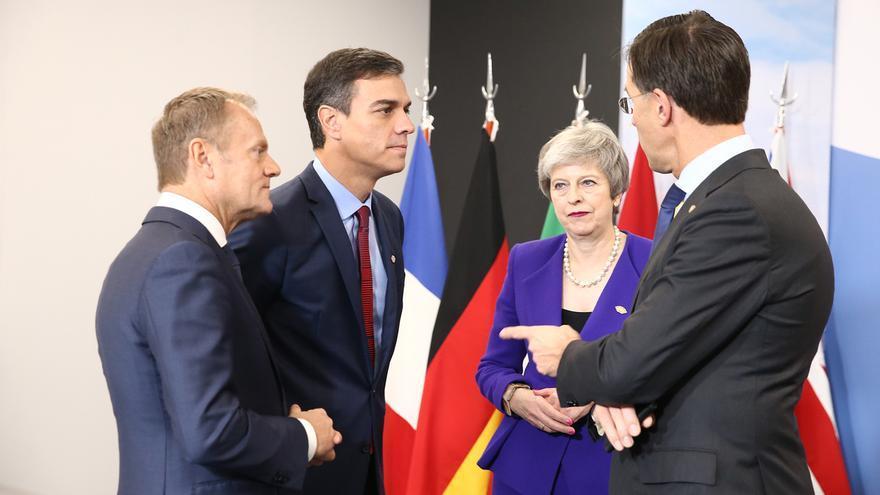 El PP pide un Pleno del Congreso la próxima semana para que Sánchez exponga sus planes de contingencia ante el Brexit