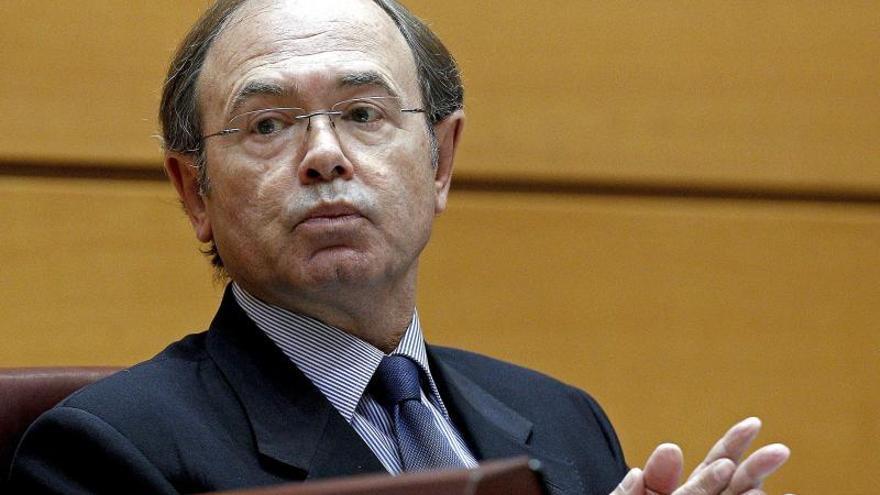 García-Escudero afirma que los intolerables casos de corrupción aumentan la desconfianza ciudadana