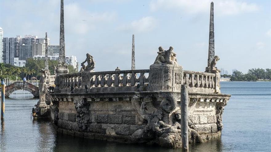 Vizcaya en Miami, 100 años mirando a la bahía homónima con aire veneciano