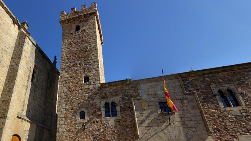 Torre de las Cigüeñas / google.es/maps