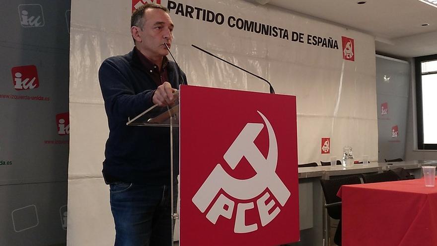 Enrique Santiago. Imagen: @elpce
