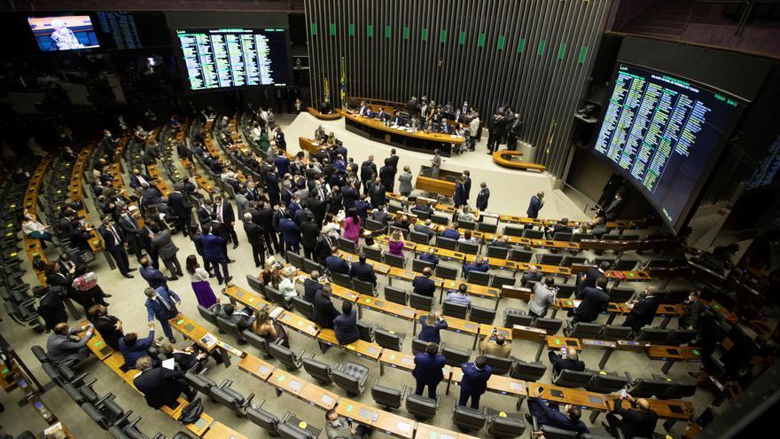 El Congreso de Brasil da el primer paso para revocar una ley de la dictadura