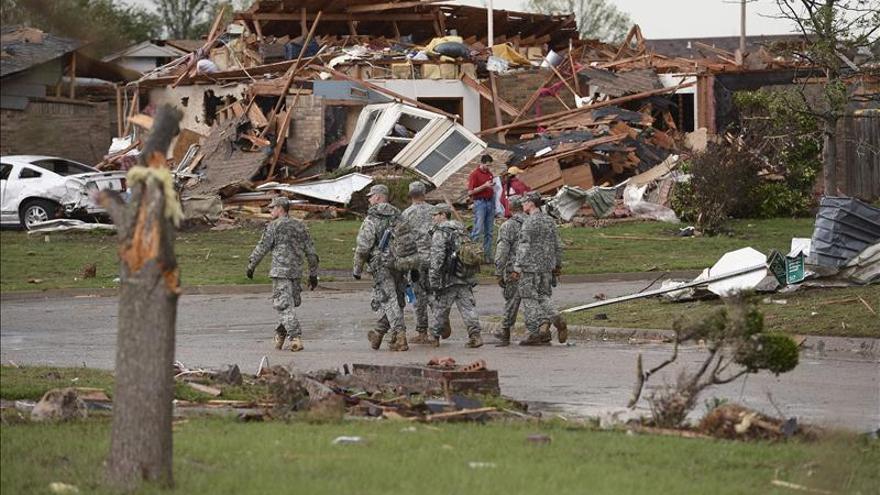 Napolitano viajará a Oklahoma para examinar el área devastada por el tornado