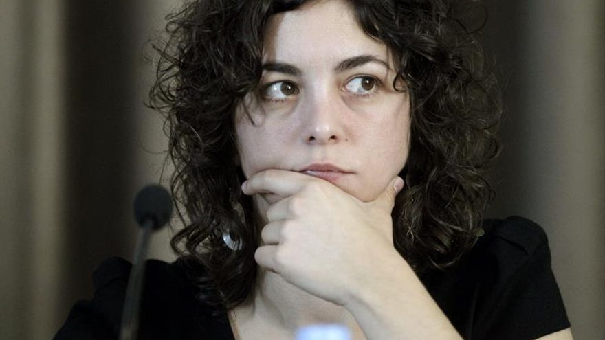 Tania González (Podemos) reclama que Arias Cañete siga el ejemplo de Soria