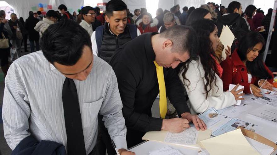 El desempleo en México se sitúa en 3,3 % al cierre del Gobierno de Peña Nieto