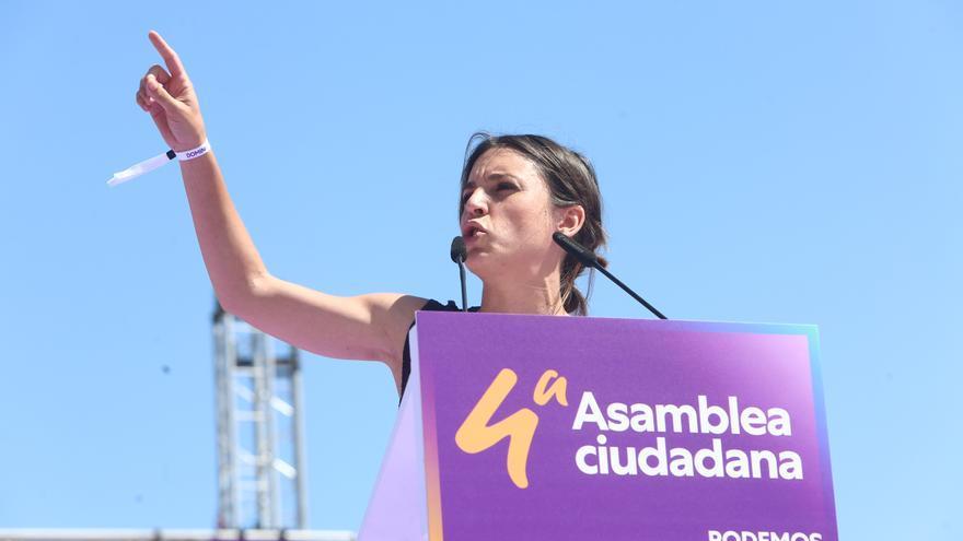 Podemos celebra su IV Asamblea Ciudadana Estatal en Alcorcón (Madrid)