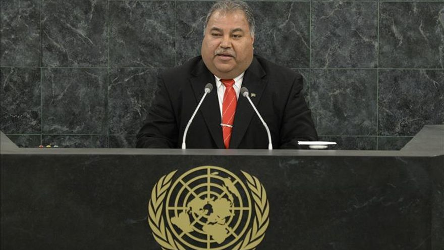 Críticas a Nauru por su intento de criminalizar las protestas políticas