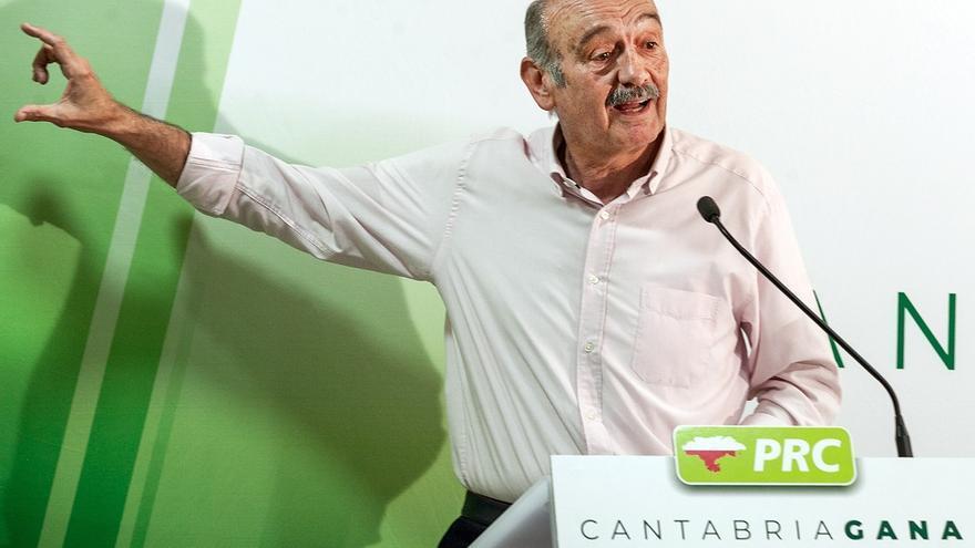 """Mazón dice que PRC es """"el único"""" que puede conseguir que cambie el trato que Cantabria recibe en Madrid"""