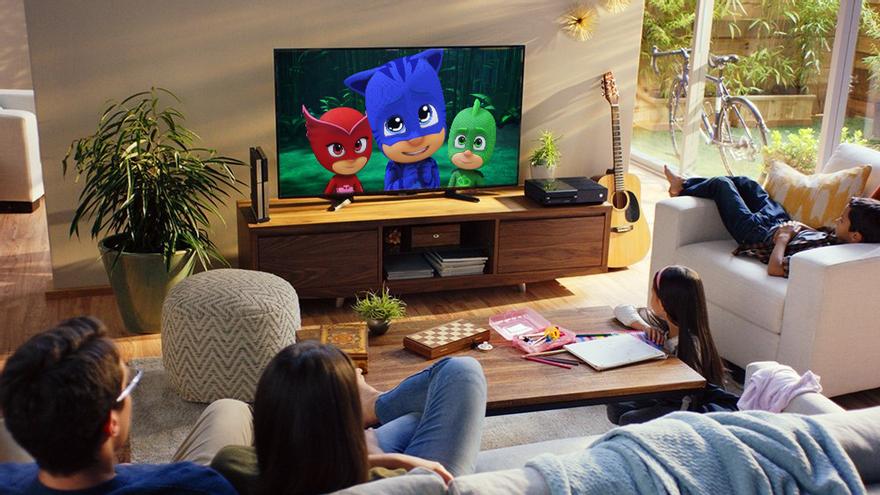 Guía para encerrarse con los niños viendo la televisión