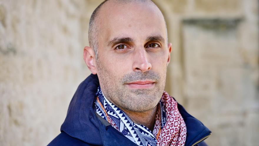 Maxim Renahy, autor del libro 'Là où est l'argent' sobre paraísos fiscales.