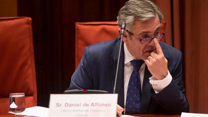 De Alfonso dice que grabaciones fueron montaje contra jubilación de E.Pino
