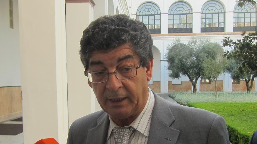 """Valderas ve """"normal"""" el cambio de idea de Sánchez Gordillo y dice que la """"simbiosis"""" con Marinaleda prevale"""