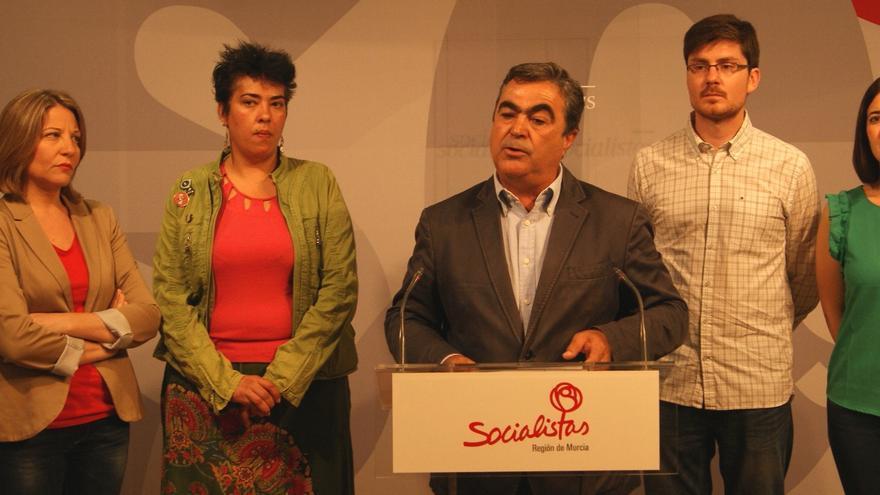 El diputado socialista Jesús Navarro