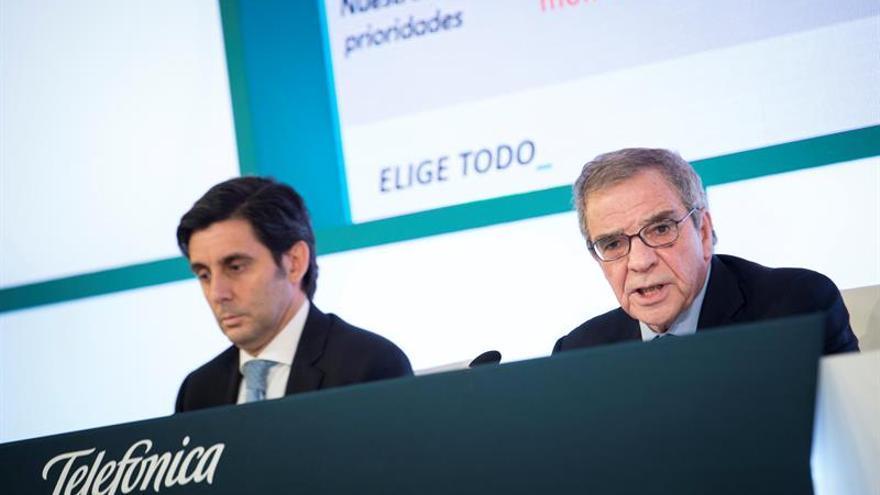 Telefónica celebra esta semana la primera junta presidida por Álvarez-Pallete