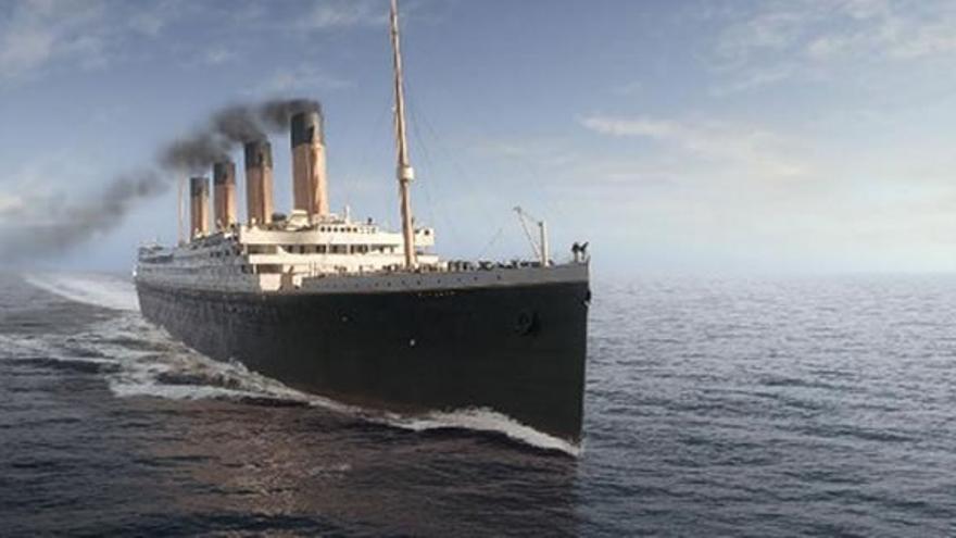 """Antena 3 se embarca en la miniserie del Titanic con el creador de """"Downton Abbey"""""""