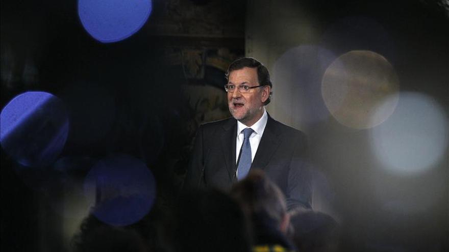 Rajoy cree que la nueva ley regula el aborto de manera equilibrada