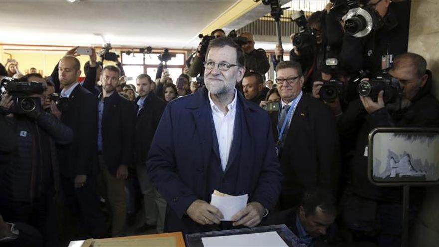 Rajoy anima a participar en una jornada pendiente de los incendios forestales