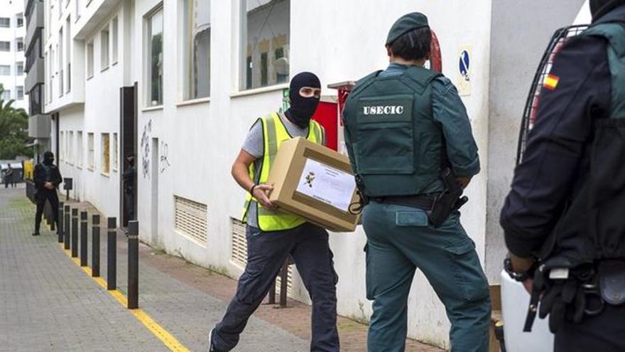 Operación en Calahorra vinculada con el presunto yihadista de Pamplona