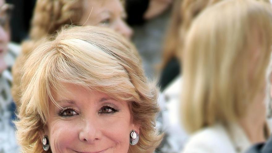 Esperanza Aguirre ficha por Seeliger y Conde (EP)