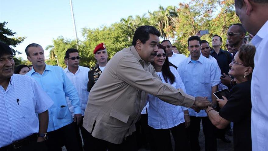 """Maduro dice que el 2016 le enseñó a ser """"mejor presidente"""""""