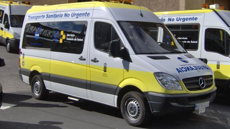 Detenido en Los Realejos por asestarle un puñetazo a un técnico de una ambulancia sanitaria