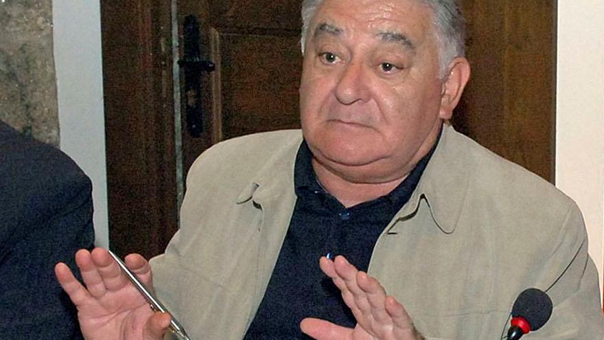 El actor Manuel Lourenzo recibirá el premio de honor en los XIX Mestre Mateo