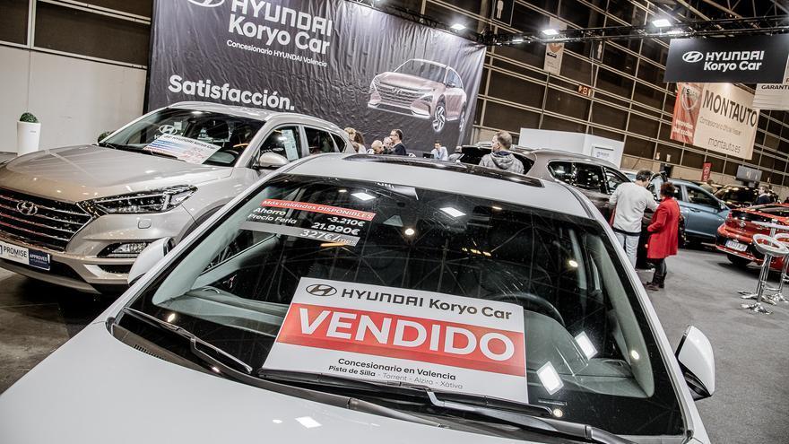 La Feria del Automóvil de València ha superado el número de visitantes del año pasado