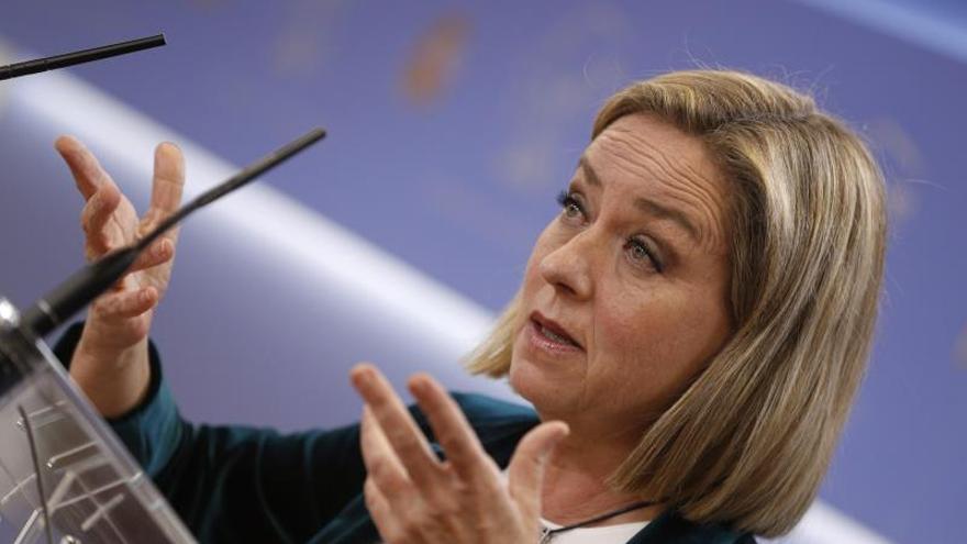 La diputada de Coalición Canaria-PNC en el Congreso de los Diputados, Ana Oramas.