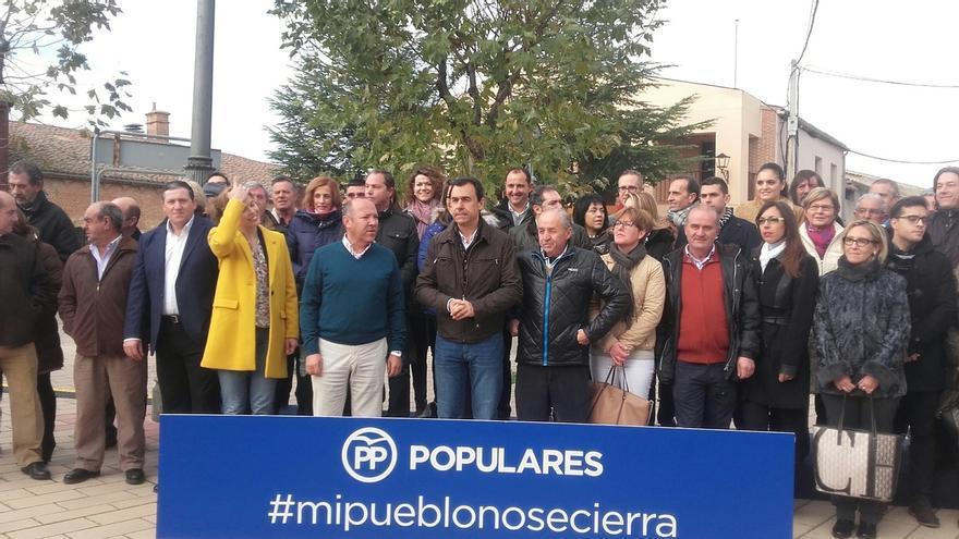 """Maíllo (PP) ataca a quienes ven a los habitantes del medio rural como """"ciudadanos de segunda o tercera"""""""