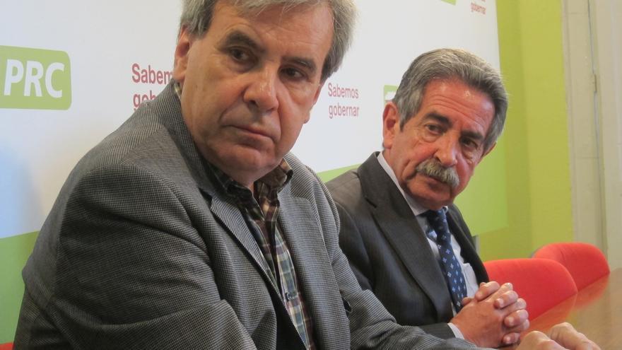 """El PRC ve en la crítica de Diego (PP) el """"mejor respaldo"""" a la postura regionalista sobre el Presupuesto"""