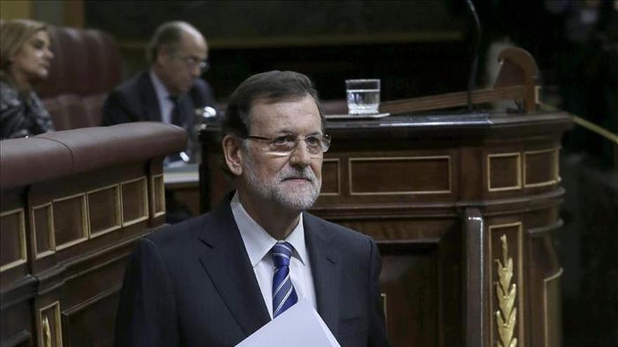 """""""España"""" y """"empleo"""", las palabras más usadas por Rajoy"""