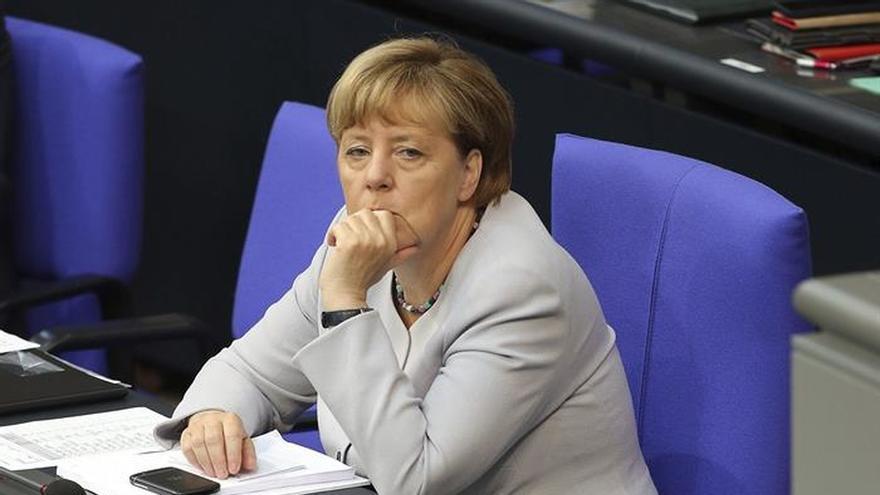 Merkel aspira a recuperar a los votantes que apostaron por el populista AfD