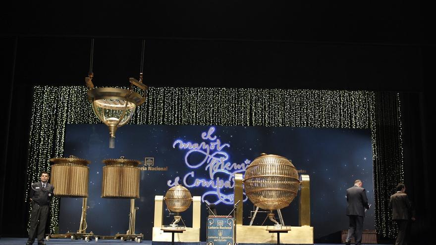 Las ventas del Sorteo de Navidad crecen un 4,3% este año en Cantabria