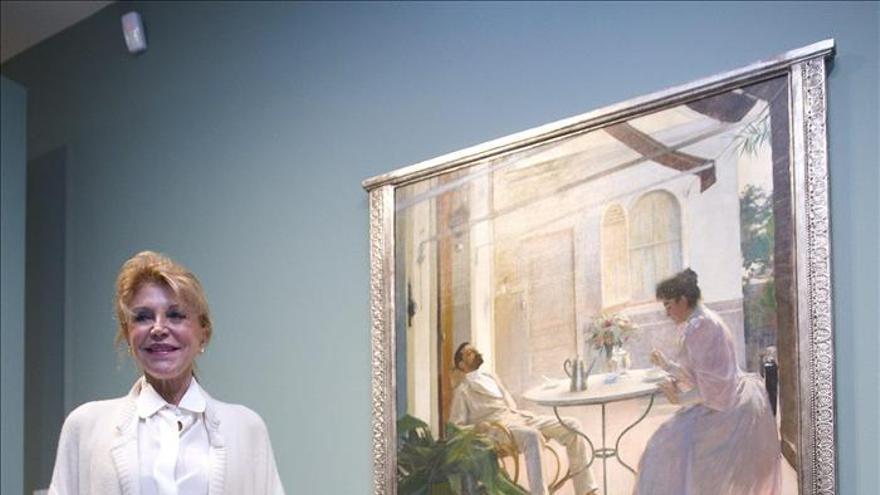 El Thyssen de Málaga vuelve a reunir a Casas y Rusiñol después de 83 años